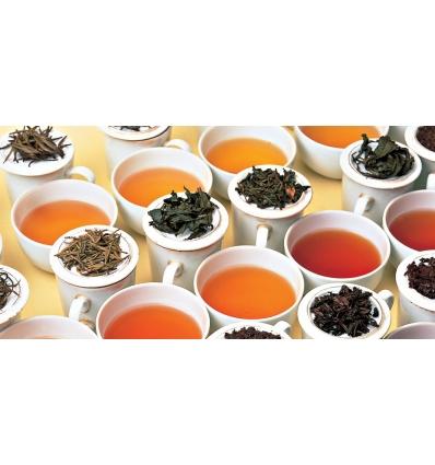 Initiation à la préparation du thé et à la dégustation