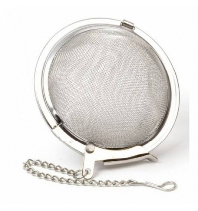 Filtre à thé - Boule métal - 6.5cm - L