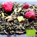 Trilogie de thés, Pêche Framboise BIO*