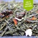 Thé vert Mirabelle