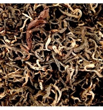 Chine thé noir Dian Hong 50gr