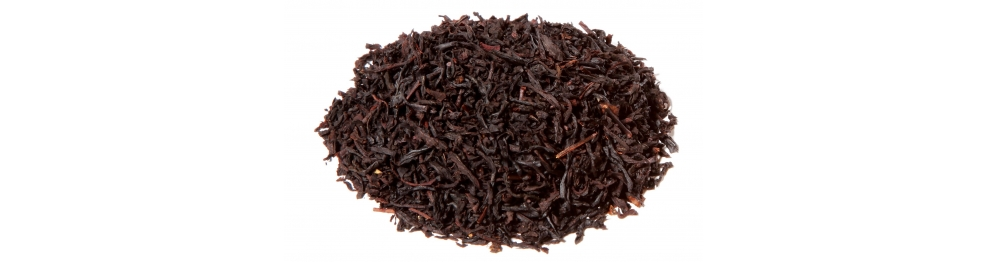 Thés Noirs et Semi-fermentés